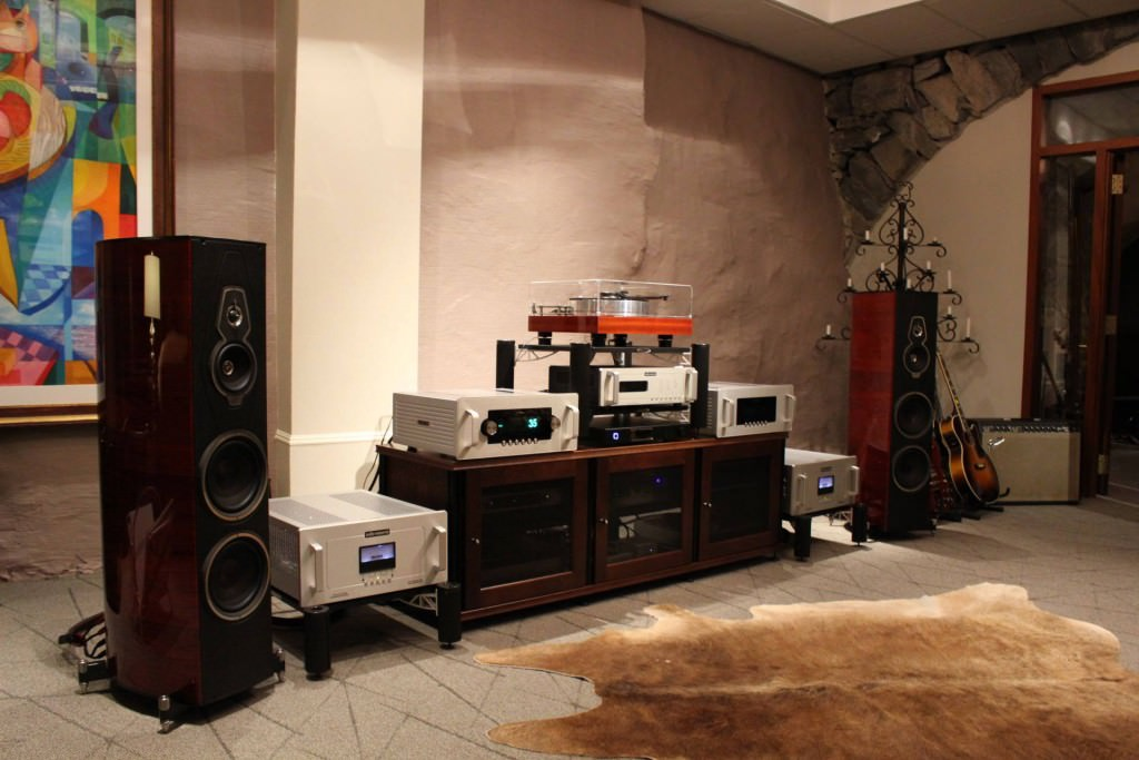 The Art of Sound LLC Living room