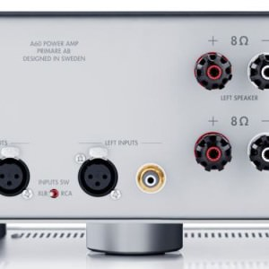 Primare A60 Power Amplifier - The Art of Sound
