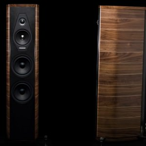Sonus Faber Olympica III Speakers - The Art of Sound